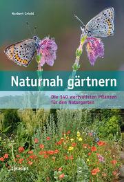 Naturnah gärtnern - Cover