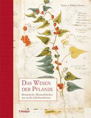 Das Wesen der Pflanze - Cover