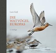 Die Watvögel Europas - Cover