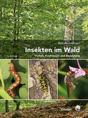 Insekten im Wald - Cover