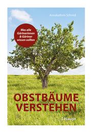 Obstbäume verstehen - Cover