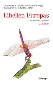 Libellen Europas - Cover