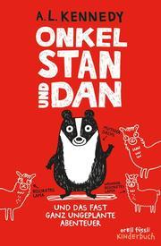 Onkel Stan und Dan und das fast ganz ungeplante Abenteuer - Cover
