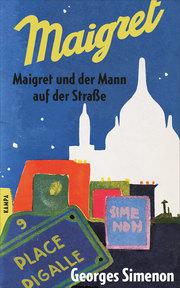 Maigret und der Mann auf der Straße - Cover