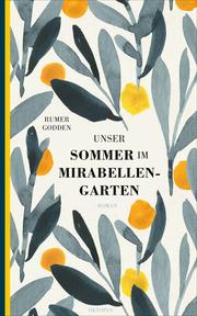 Unser Sommer im Mirabellengarten - Cover