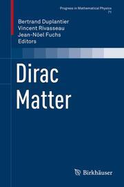 Dirac Matter - Cover