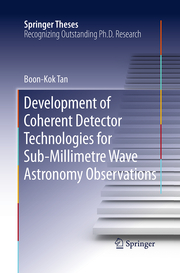 Development of Coherent Detector Technologies for Sub-Millimetre Wave Astronomy Observations