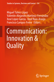 Communication: Innovation & Quality