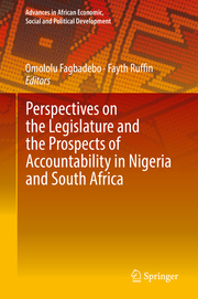 Perspectives on the Legislature and the Prospects of Accountability in Nigeria and South Africa