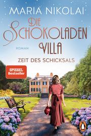 Die Schokoladenvilla - Zeit des Schicksals - Cover