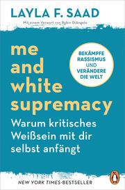 Me and White Supremacy - Warum kritisches Weißsein mit dir selbst anfängt - Cover