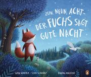 Zehn, neun, acht - der Fuchs sagt gute Nacht - Cover