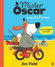 Mister Oscar macht Ferien - Cover