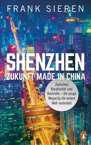 Shenzhen - Zukunft Made in China - Cover