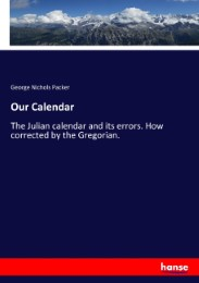 Our Calendar - Cover