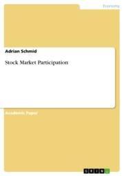 Stock Market Participation