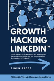 Growth Hacking LinkedIn - Cover