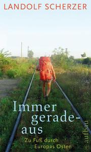 Immer geradeaus - Cover