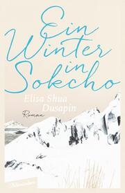 Ein Winter in Sokcho - Cover