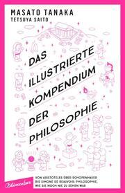 Das illustrierte Kompendium der Philosophie - Cover