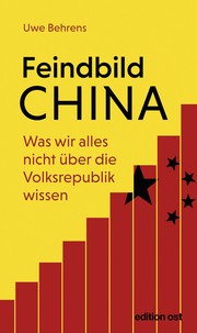 Feindbild China - Cover