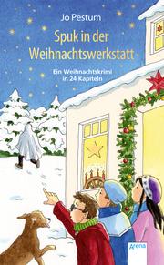 Spuk in der Weihnachtswerkstatt - Cover