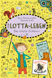 Mein Lotta-Leben - Das letzte Eichhorn - Cover