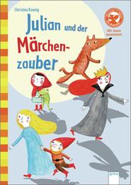 Julian und der Märchenzauber - Cover