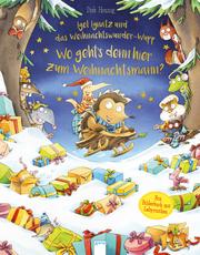 Igel Ignatz und das Weihnachtswunder-Wupp