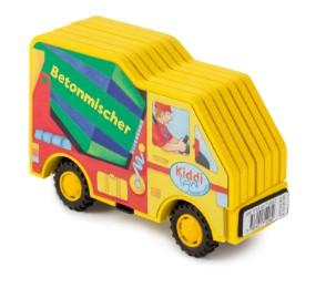Betonmischer - Mein Kiddilight-Auto - Cover