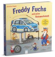 Freddy Fuchs und seine Autowerkstatt