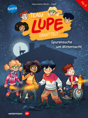 TEAM LUPE ermittelt (2). Spurensuche um Mitternacht