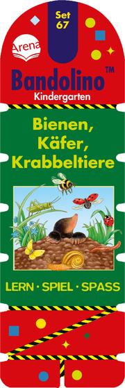 Bienen, Käfer, Krabbeltiere