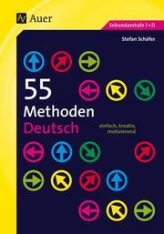 55 Methoden Deutsch - Cover