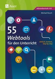 55 Webtools für den Unterricht - Cover