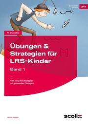 Übungen & Strategien für LRS-Kinder 1 - Cover