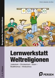 Lernwerkstatt Weltreligionen - Cover