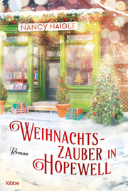 Weihnachtszauber in Hopewell - Cover
