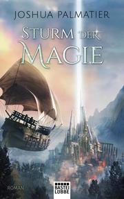 Sturm der Magie - Cover