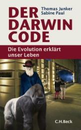 Der Darwin-Code - Cover