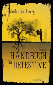 Handbuch für Detektive - Cover