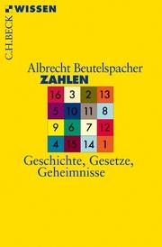 Zahlen - Cover