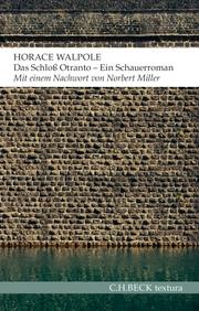 Das Schloß Otranto - Cover