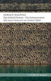 Das Schloss Otranto - Cover