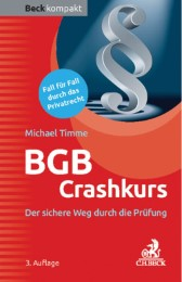 BGB Crashkurs - Cover