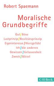 Moralische Grundbegriffe - Cover