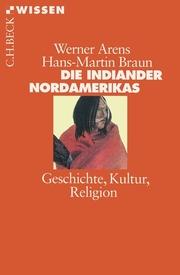 Die Indianer Nordamerikas - Cover