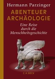 Abenteuer Archäologie - Cover