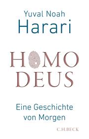 Homo Deus - Cover