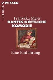 Dantes Göttliche Komödie - Cover